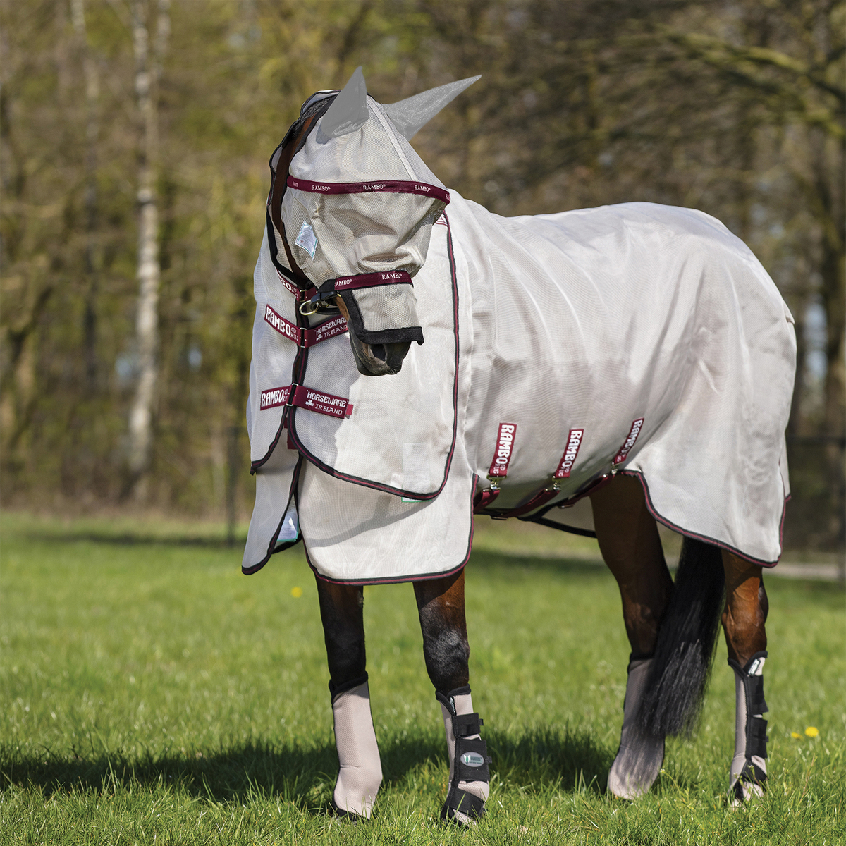 Horseware Rambo Softie Fleece - Thomas Irvings equestrian